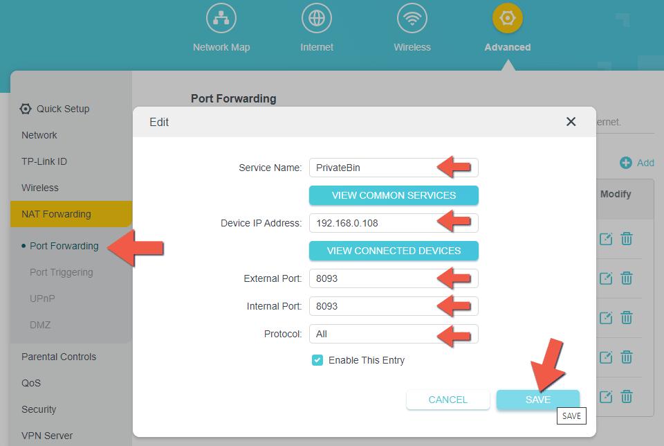 3 Install PrivateBin Synology NAS set up SSL reverse proxy