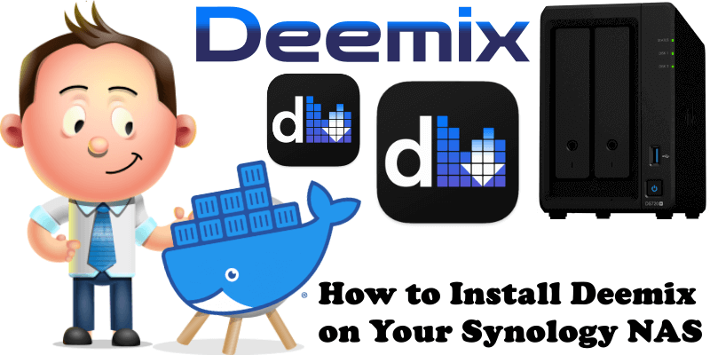 How to Install Deemix on Your Synology NAS