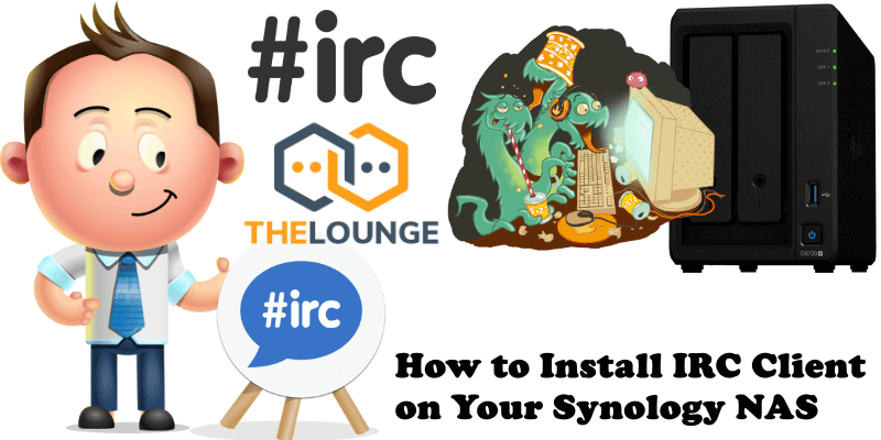 How to Install IRC Client on Your Synology NAS