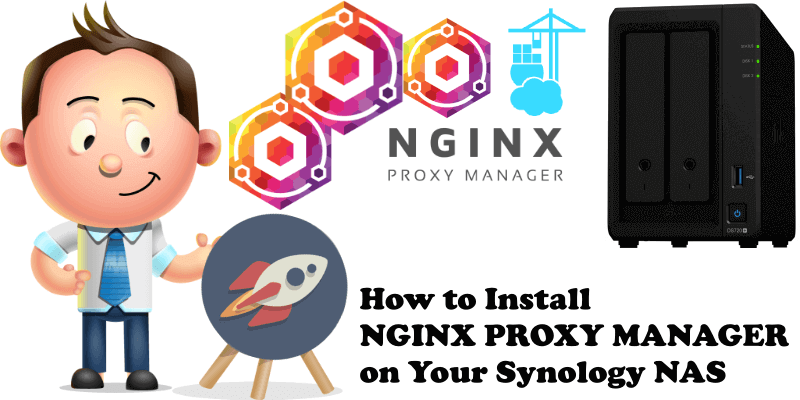 How to Install Nginx Proxy Manager on Your Synology NAS