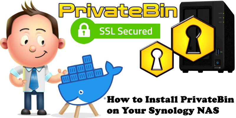 How to Install PrivateBin on Your Synology NAS
