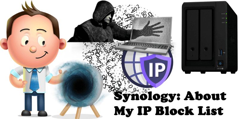 Synology About My IP Block List