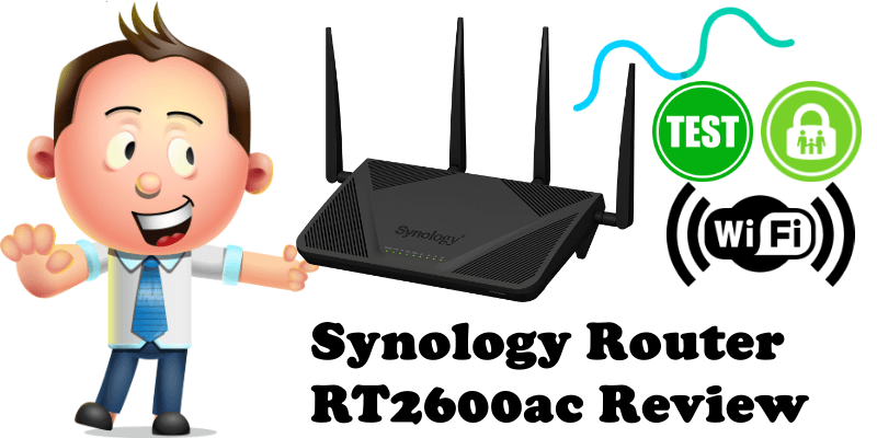 Synology Router RT2600ac Review