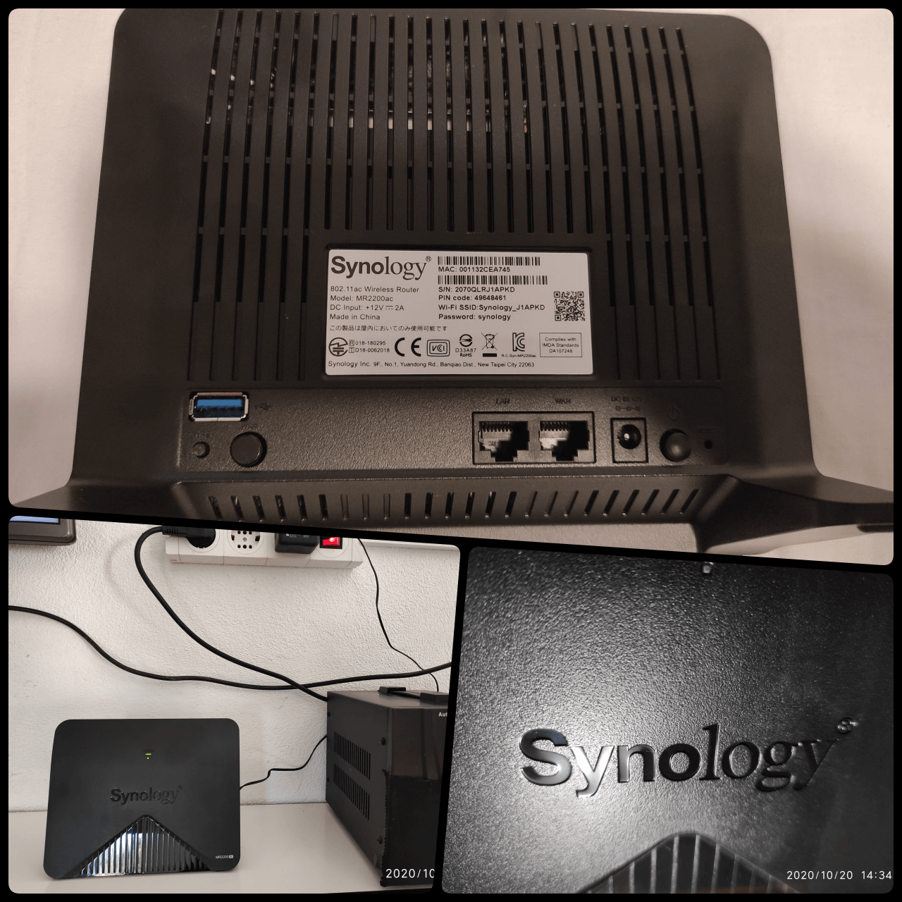 Synology router Mesh MR2200ac Review 3