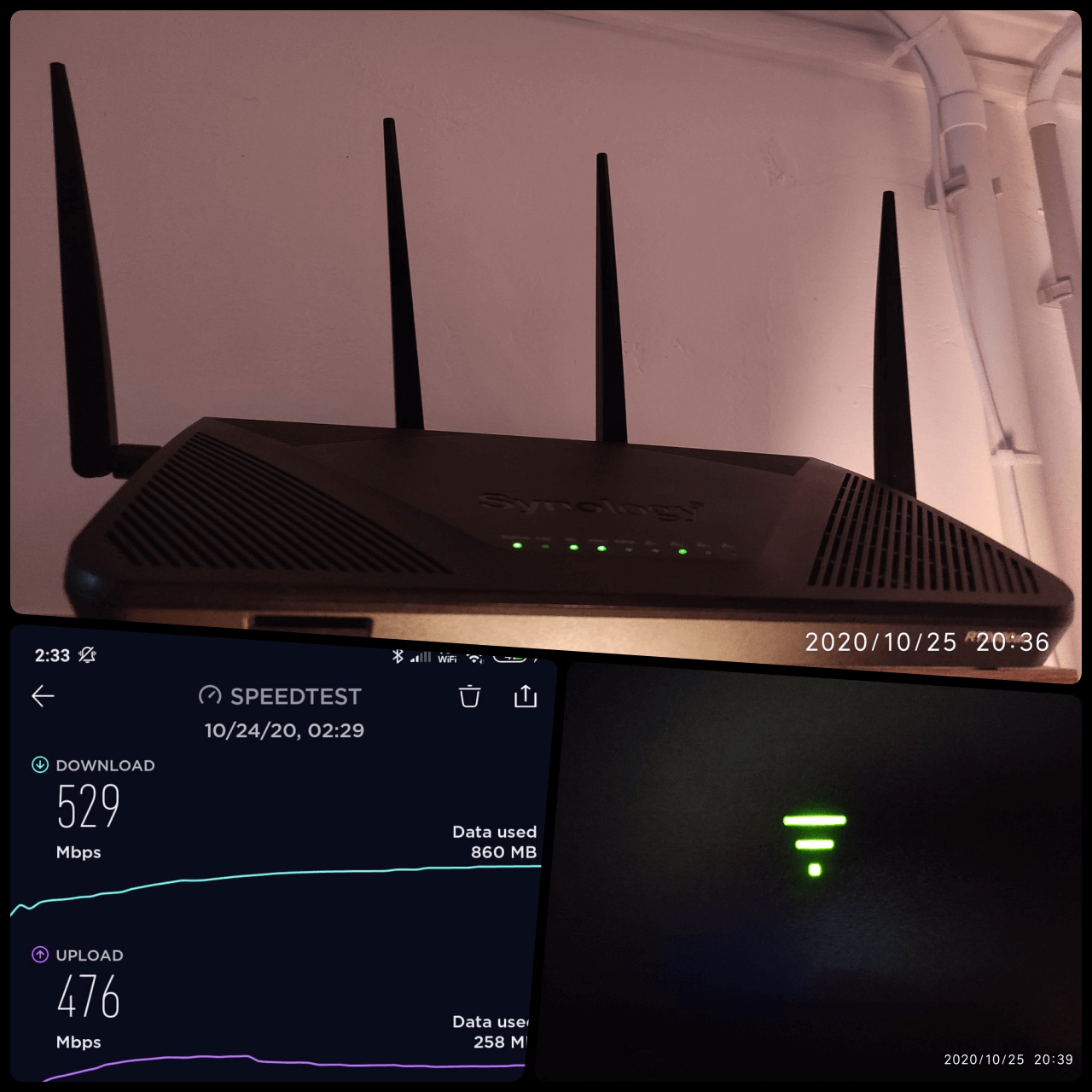 Synology router Mesh MR2200ac Review 6