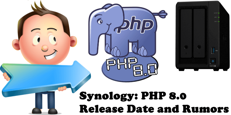Synology PHP 8.0 Release Date and Rumors