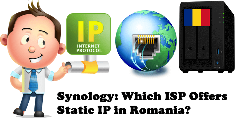 Synology Which ISP Offers Static IP in Romania