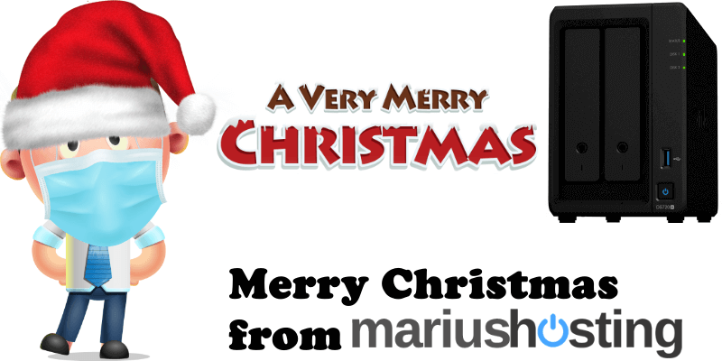 Merry Christmas from mariushosting