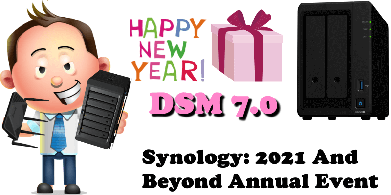 Synology 2021 And Beyond Annual Event