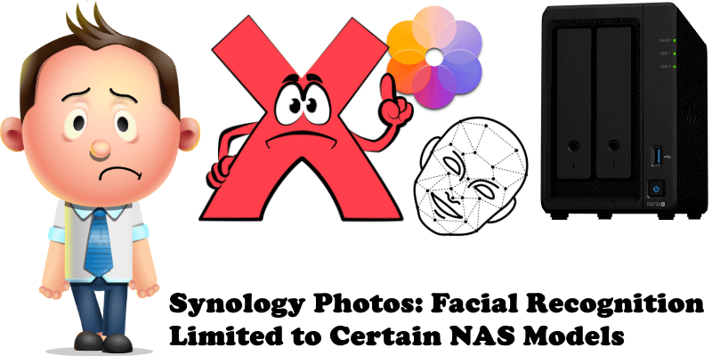 Synology Photos Facial Recognition Limited to Certain NAS Models