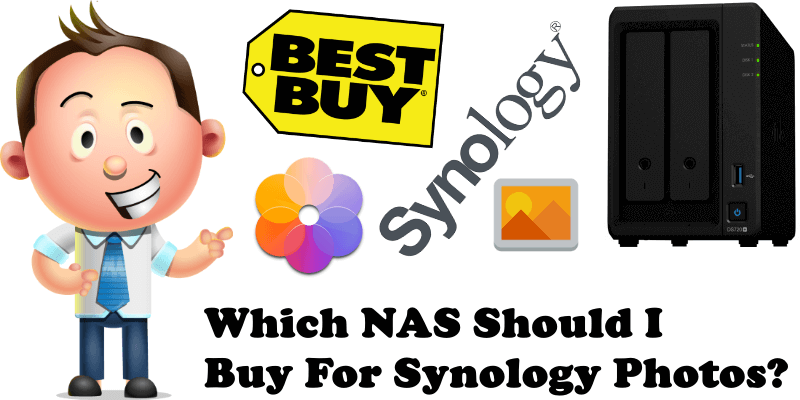 Which NAS Should I Buy For Synology Photos