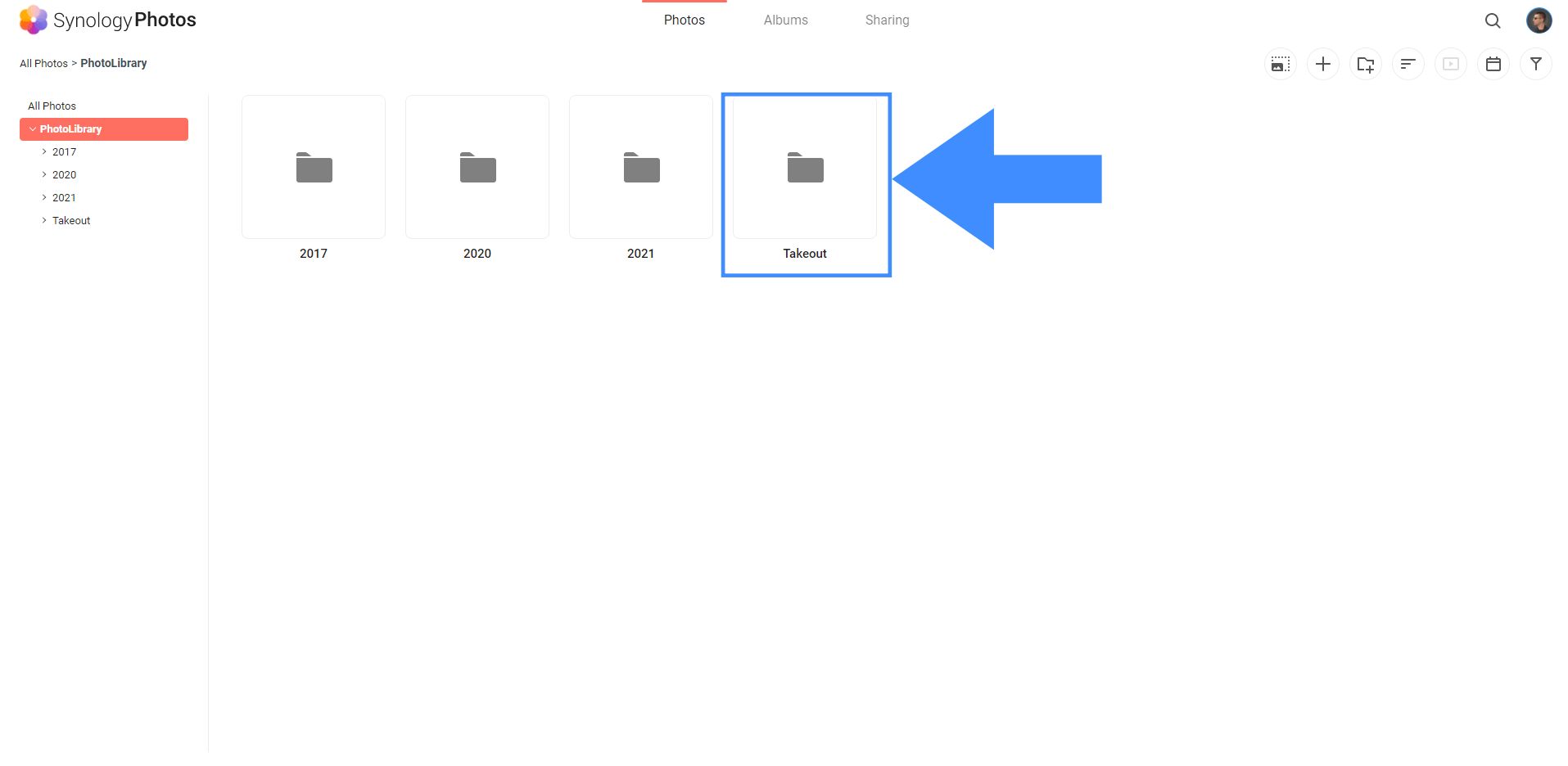 10 Switch From Google Photos to Synology Photos