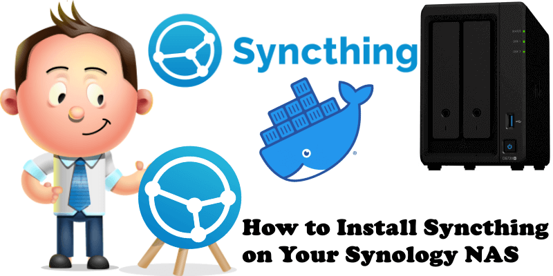 How to Install Syncthing on Your Synology NAS