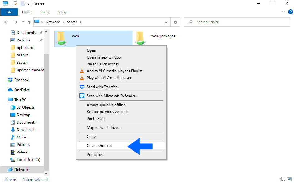 5 Synology Drag and Drop Files from Windows PC to NAS