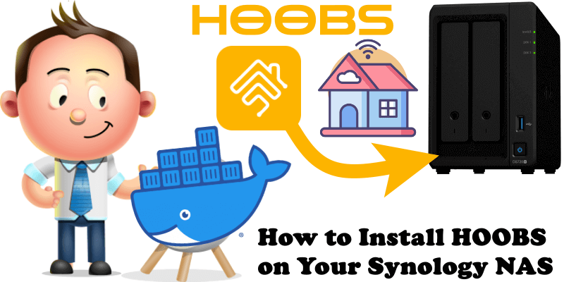 How to Install HOOBS on Your Synology NAS