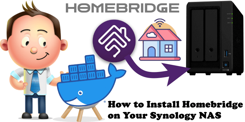 How to Install Homebridge on Your Synology NAS