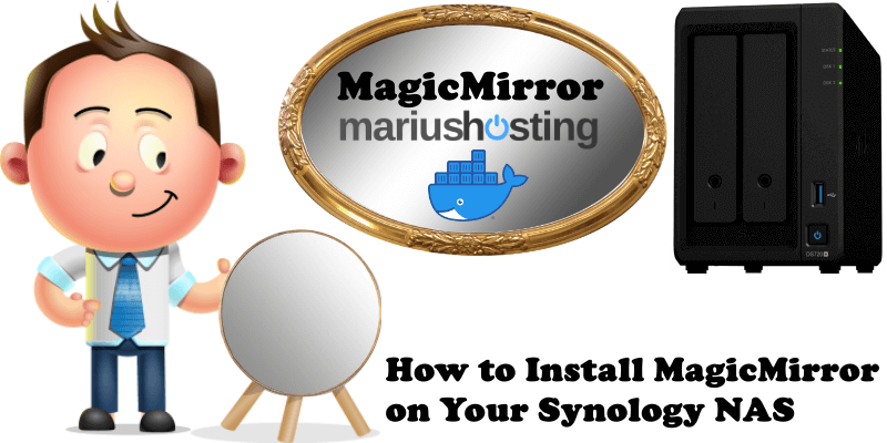 How to Install MagicMirror on Your Synology NAS
