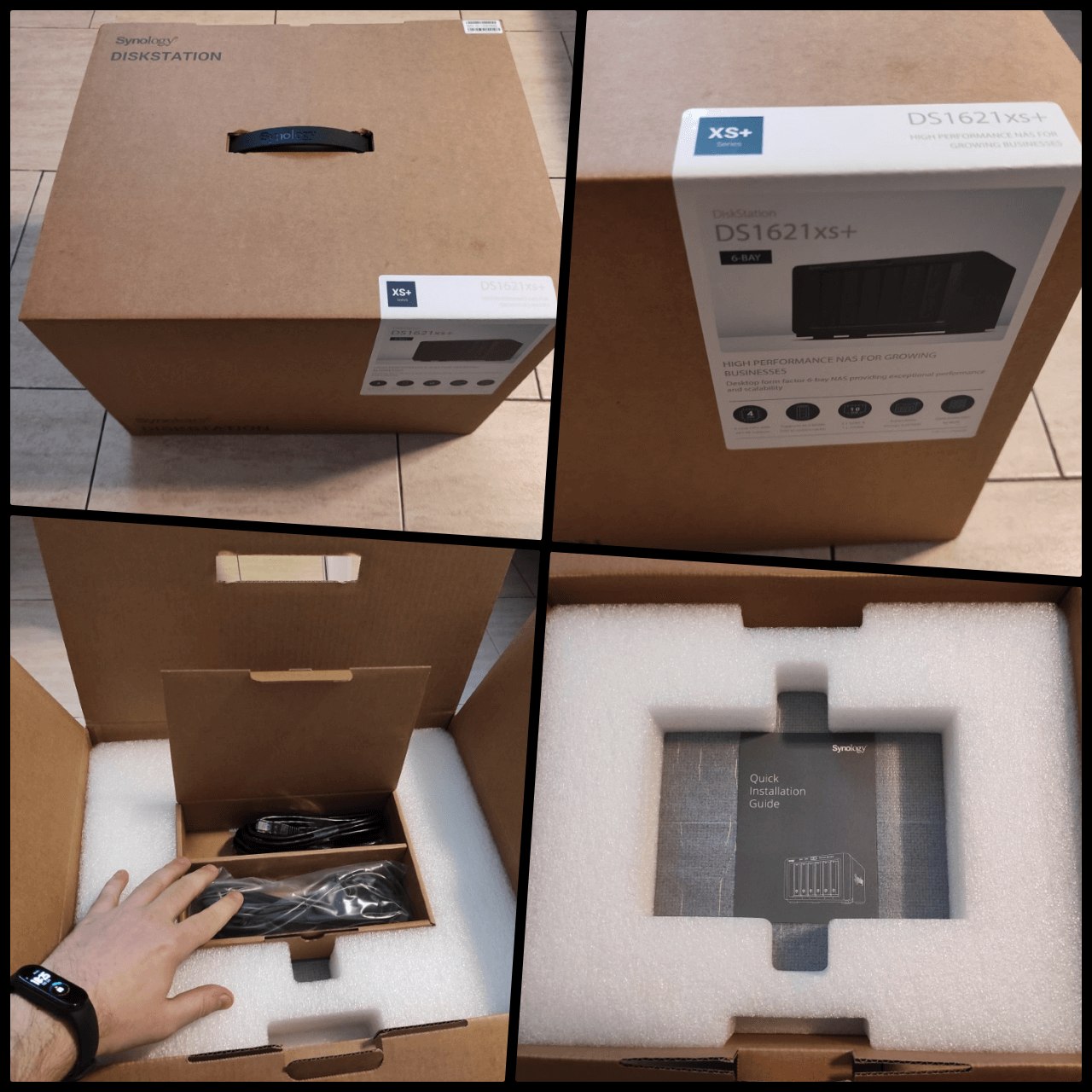 1 Synology NAS DS1621xs+ Review