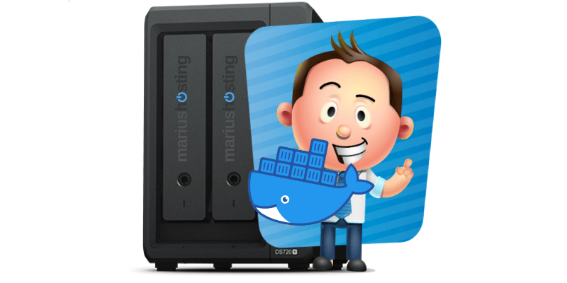 Docker Guides Synology NAS