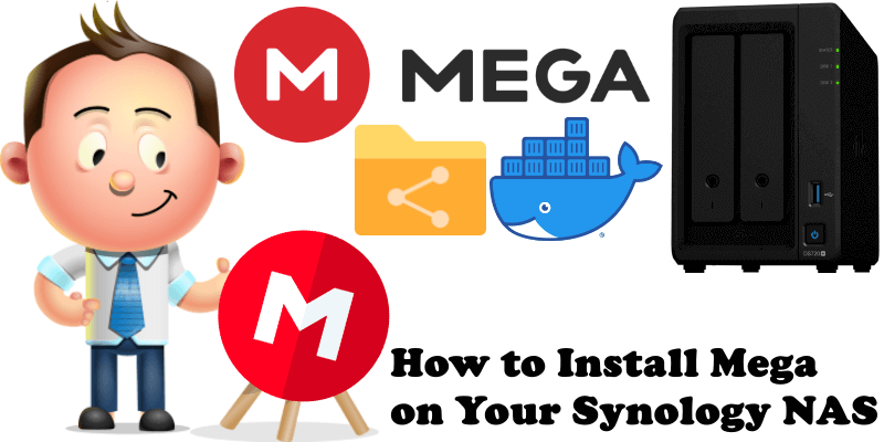 How to Install Mega on Your Synology NAS