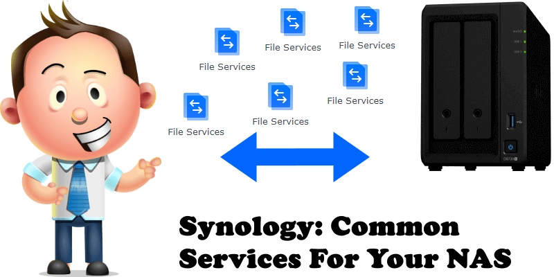 Synology Common Services For Your NAS