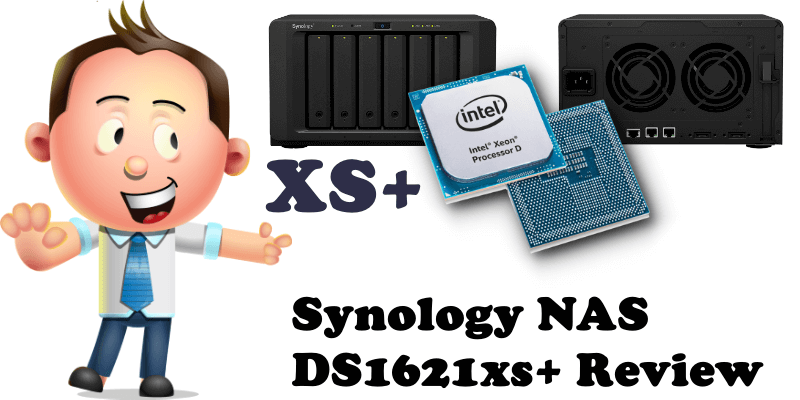 Synology NAS DS1621xs+ Review