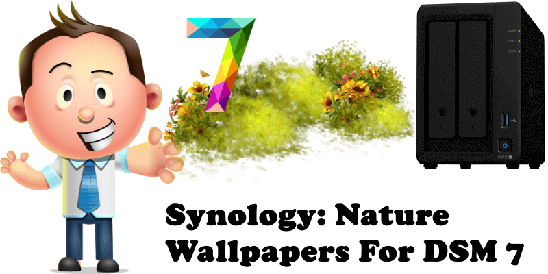 Synology Nature Wallpapers For DSM 7