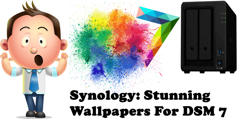 Synology Stunning Wallpapers For DSM 7
