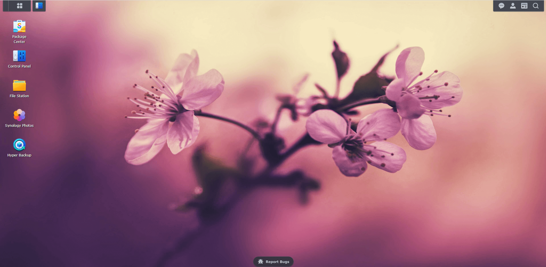 4 Synology Spring Wallpapers