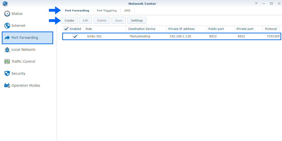 6 Synology NAS Emby without docker