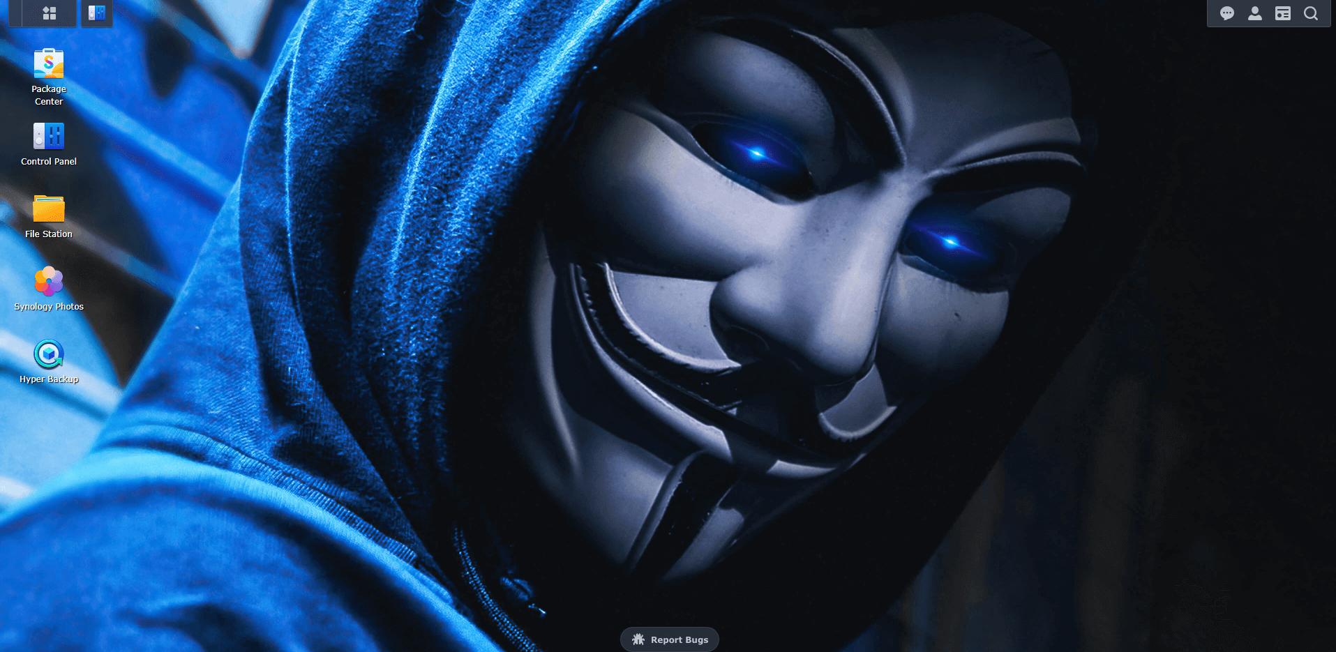 DSM 7 Mask 2