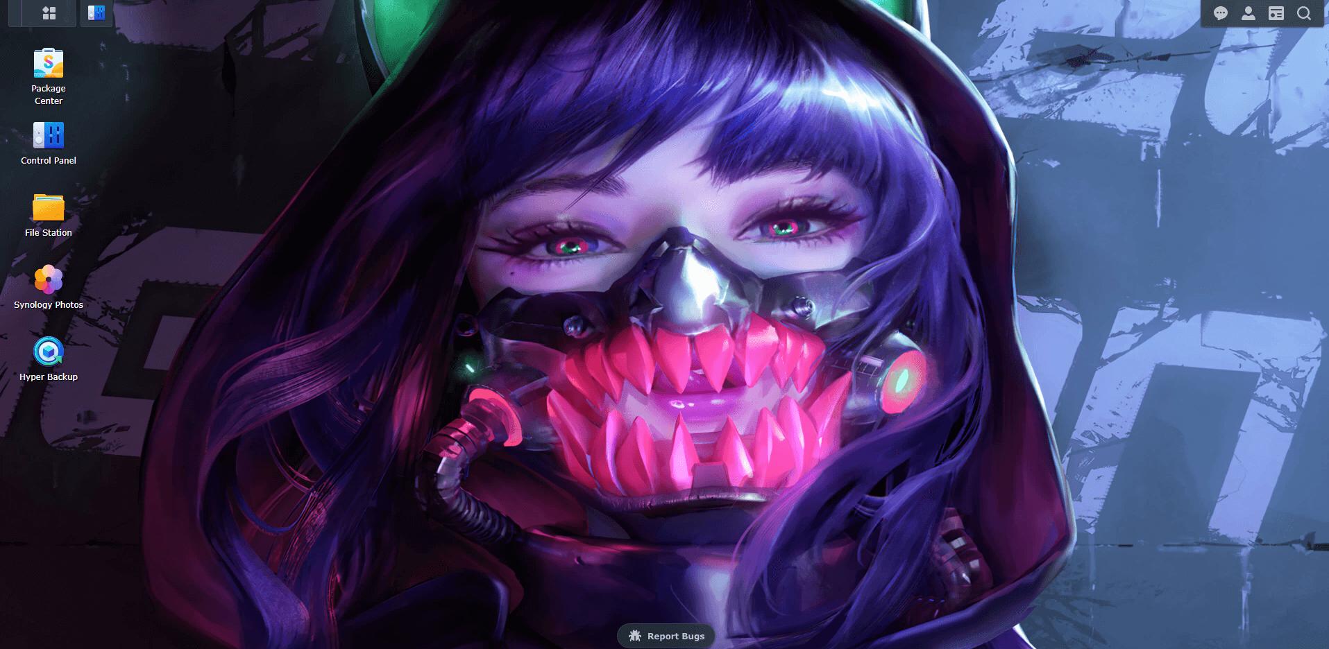 DSM 7 Mask 4