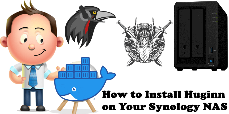 How to Install Huginn on Your Synology NAS