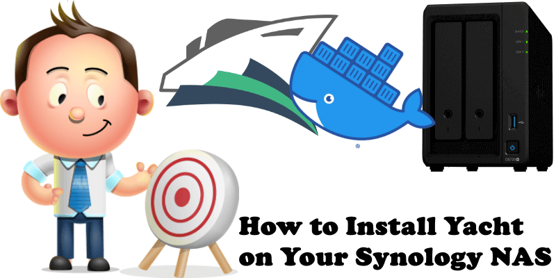 How to Install Yacht on Your Synology NAS