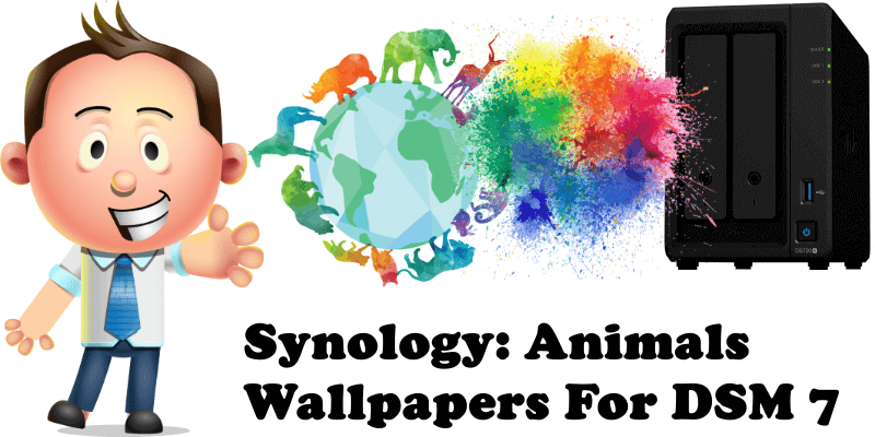 Synology Animals Wallpapers For DSM 7
