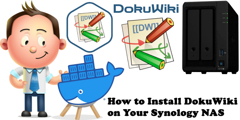 How to Install DokuWiki on Your Synology NAS
