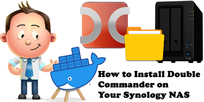 How to Install Double Commander on Your Synology NAS
