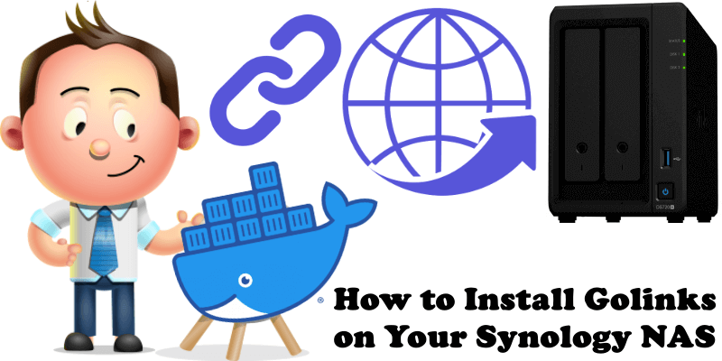 How to Install Golinks on Your Synology NAS