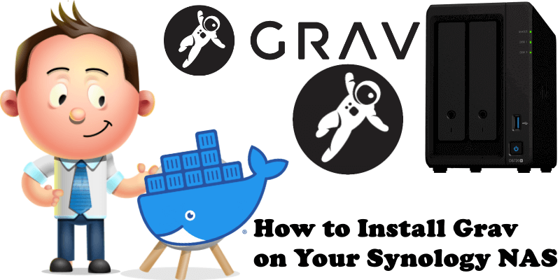 How to Install Grav on Your Synology NAS