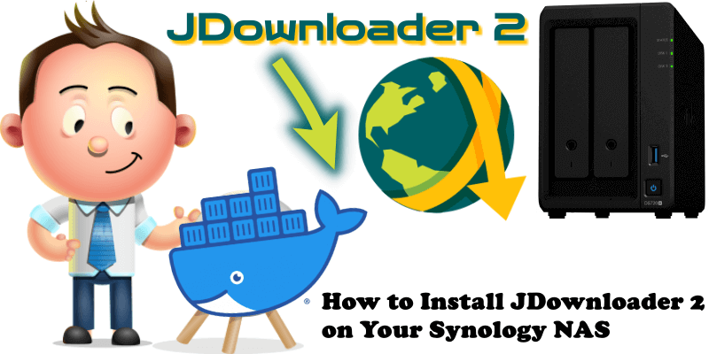 How to Install JDownloader 2 on Your Synology NAS