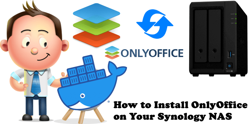 How to Install OnlyOffice on Your Synology NAS
