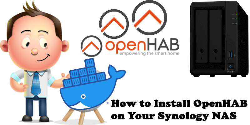How to Install OpenHAB on Your Synology NAS