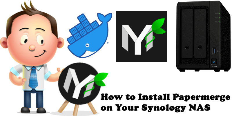 How to Install Papermerge on Your Synology NAS