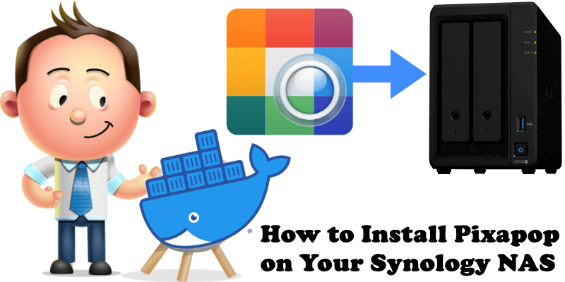 How to Install Pixapop on Your Synology NAS
