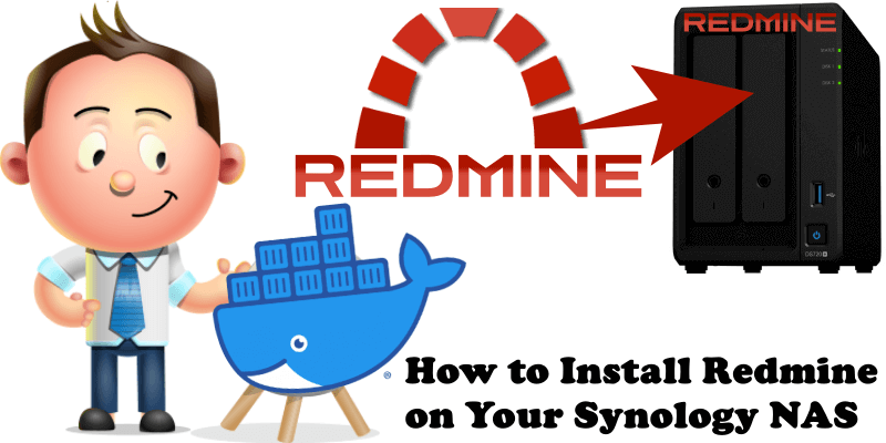 How to Install Redmine on Your Synology NAS