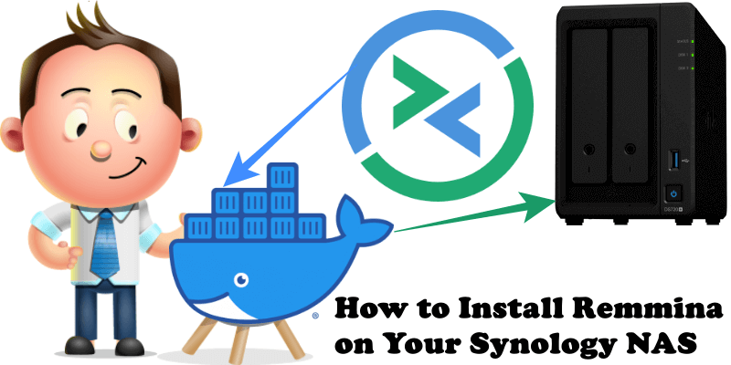 How to Install Remmina on Your Synology NAS