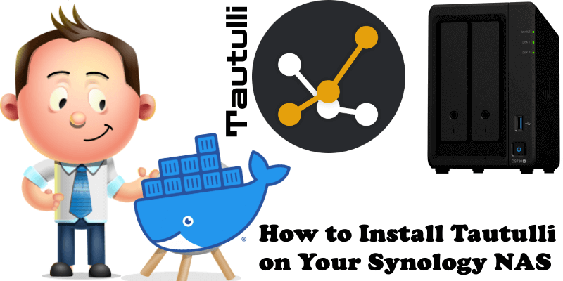 How to Install Tautulli on Your Synology NAS