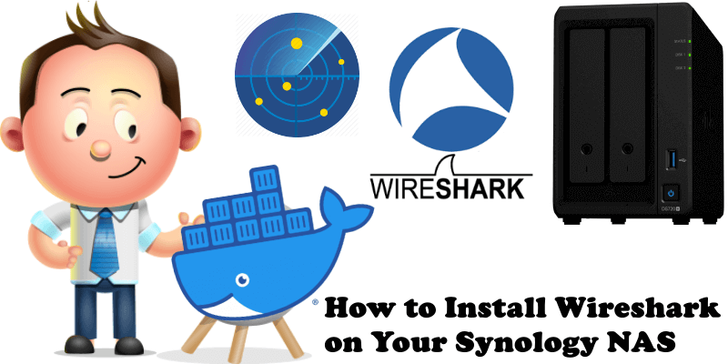 How to Install Wireshark on Your Synology NAS