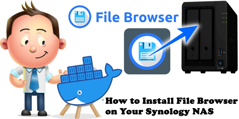 How to Install File Browser on Your Synology NAS