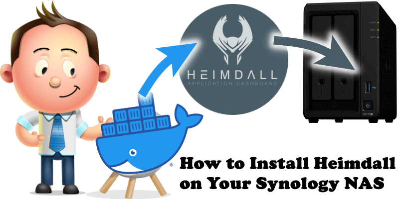 How to Install Heimdall on Your Synology NAS